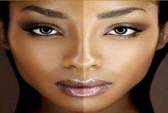 مراقبت از پوست های تیره