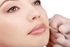 انواع تزریق ژل/پروتز و تزریق ژل به لب و عوارض آن