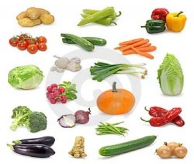 سبزيها در رنگ پوست تاثير دارند
